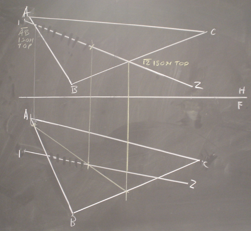 Tech 1521 Graphics And Descriptive Geometry