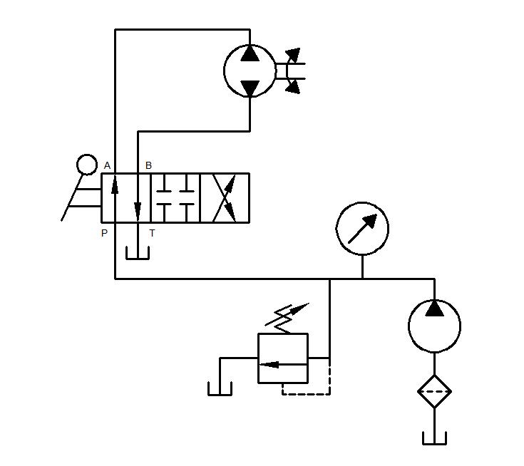 Hydraulic Motor Circuit  U2013 Manufacturinget Org