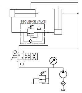 pneumatic piston pump diagram
