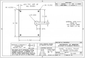TX-005-Front-Access-Panel