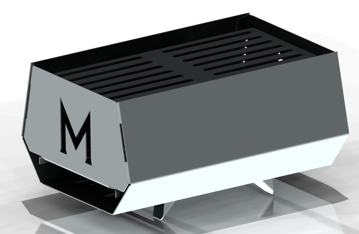 Sheet Metal From DXF To assembly – ManufacturingET.org